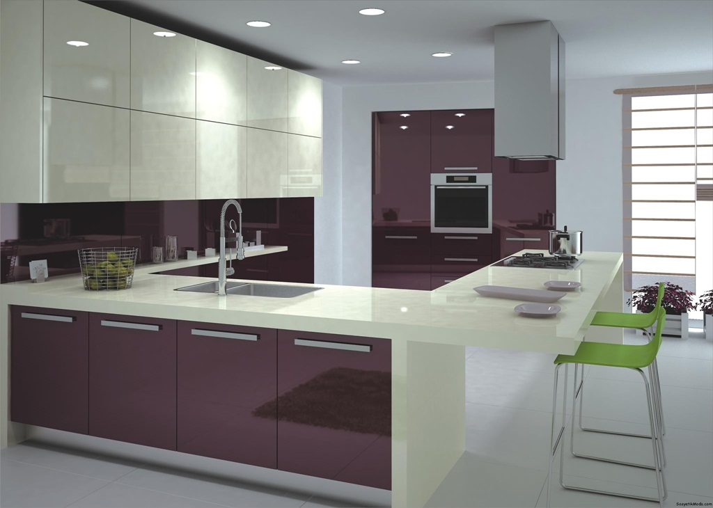 Kitchen Trends Materials Colors Elements