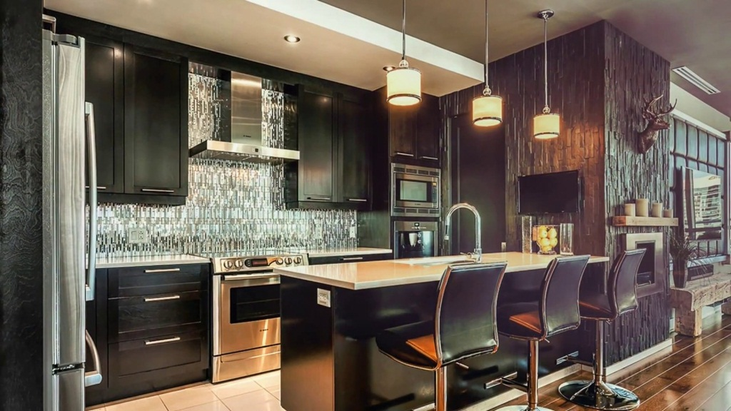 Trendy Kitchen Countertops