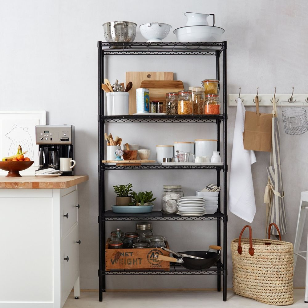 Marvelous Kitchen Storage Ideas