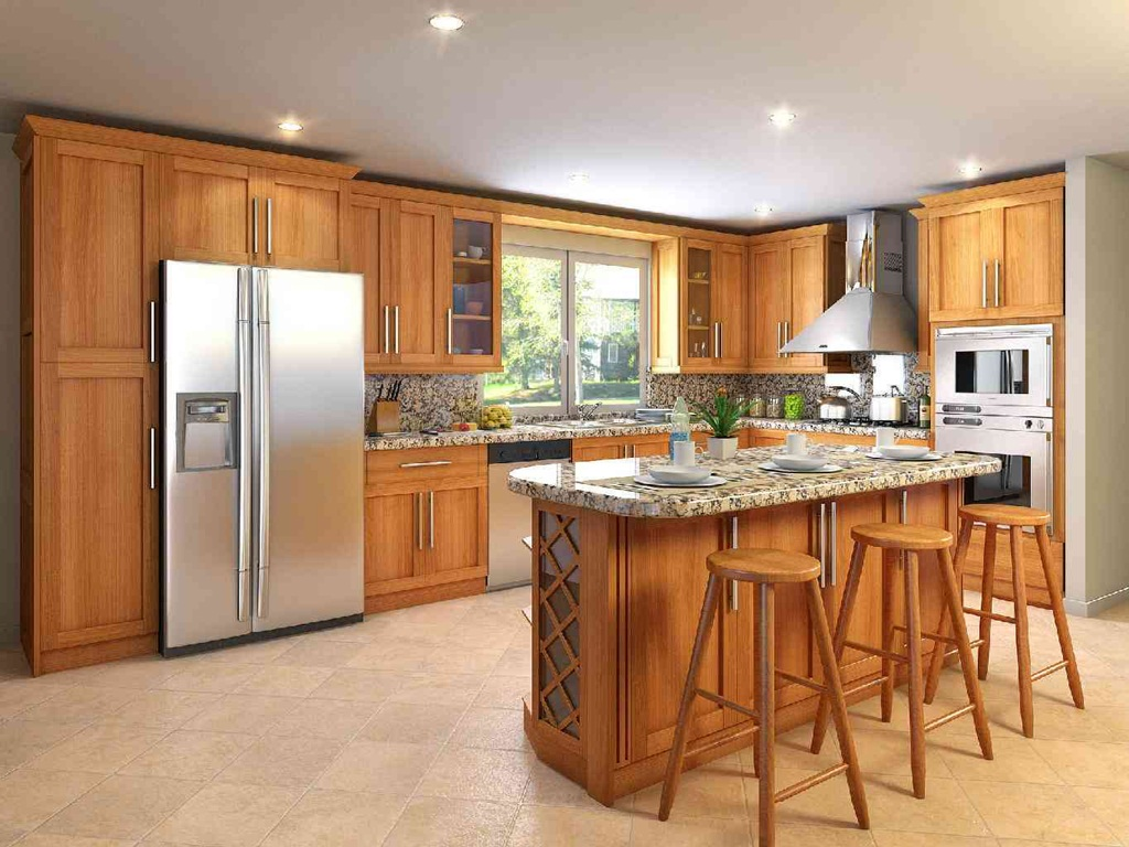 Stylish Kitchen Cabinet Ideas