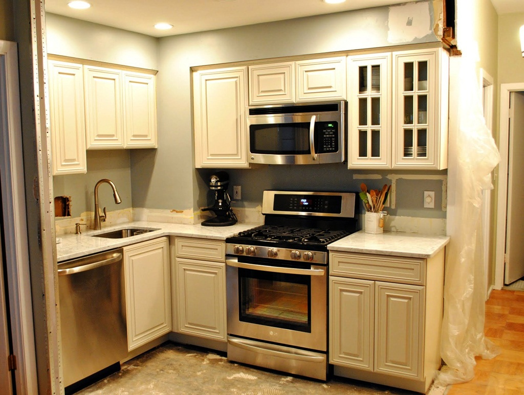 2019 small kitchen design ideas compact but stylish - Kitchen remodel ideas pictures ...