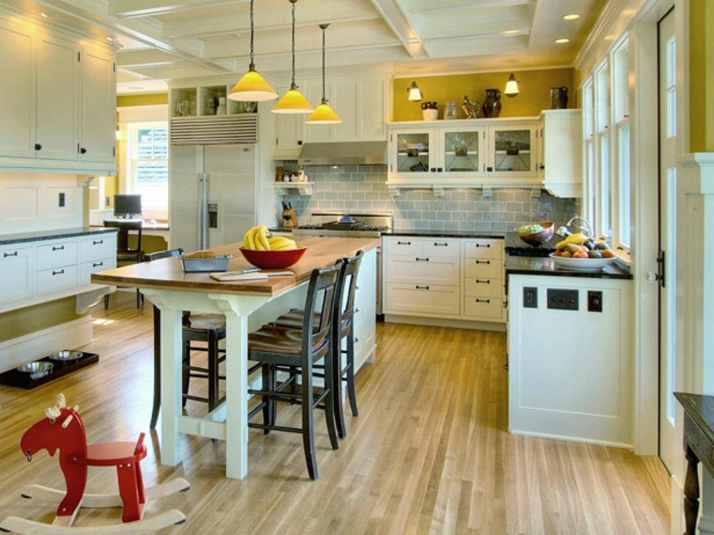 Popular Kitchen Layouts
