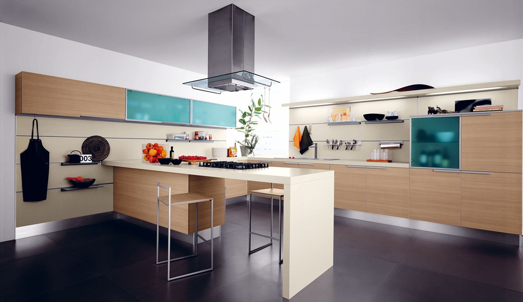 modern kitchen renovations
