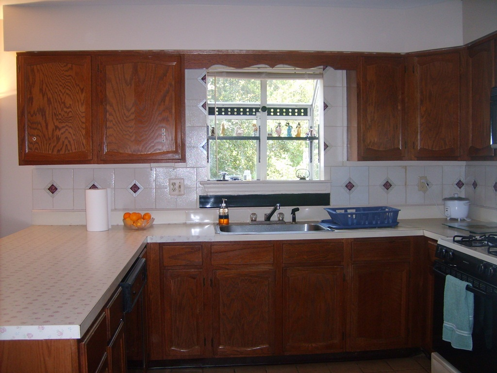 Used Kitchen Cabinet