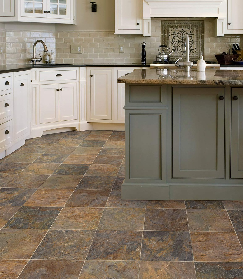2019 Kitchen Flooring Trends Best Choices For Today S Homes