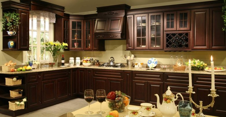 kitchen remodel, kitchen remodel 2019 | My Home on remodeled kitchens with painted cabinets, can you stain light cabinets, renovating oak cabinets, renovating small kitchens,