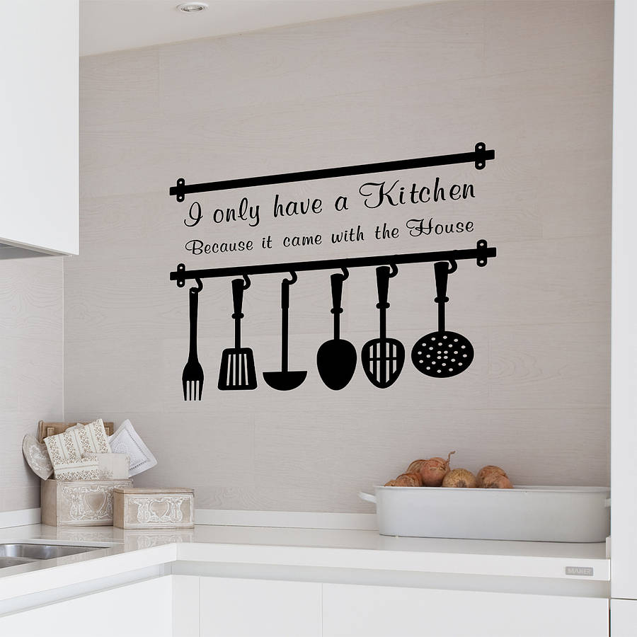 Kitchen Wall Decor For Today S Home Classy And Tasty