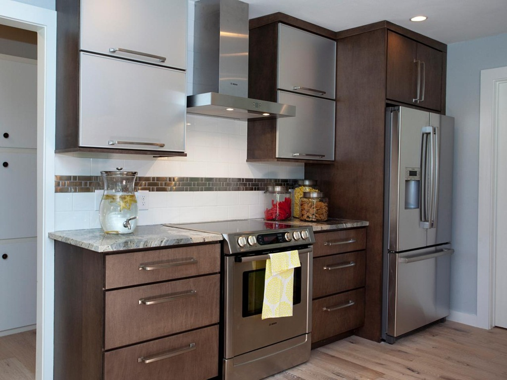 Say Welcome to 2019 Metal Kitchen Cabinets – They Are ...