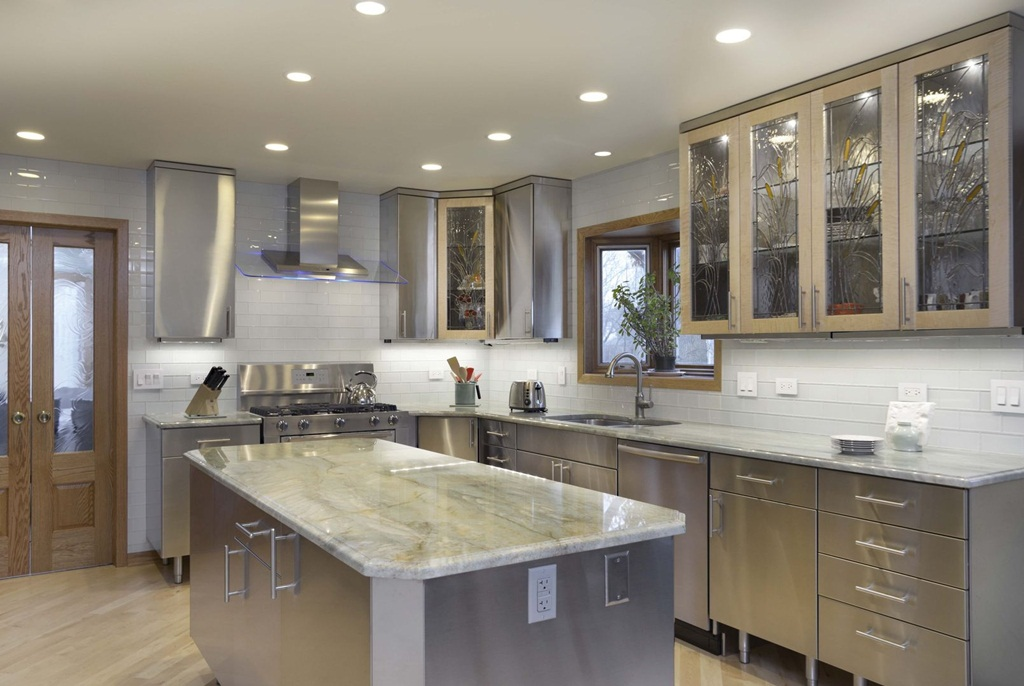 Say Welcome To 2021 Metal Kitchen Cabinets They Are Strongly And Beautifully Back