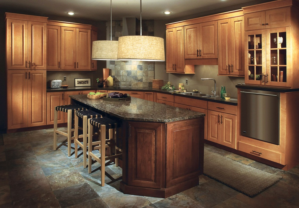 Kitchen Cabinets' Prices Depending On Many Features