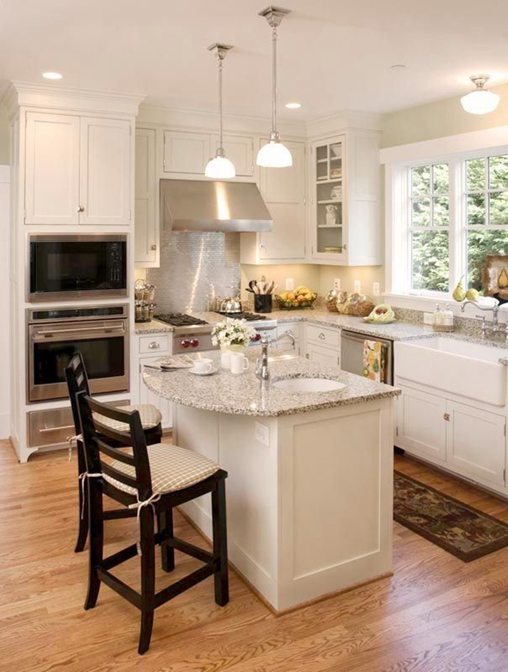 Small Kitchens Remodeling Ideas