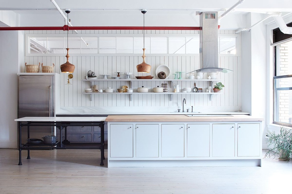 chef kitchen design