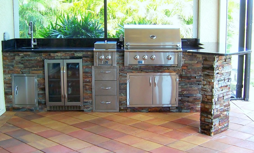 Outdoor Kitchen Cabinets