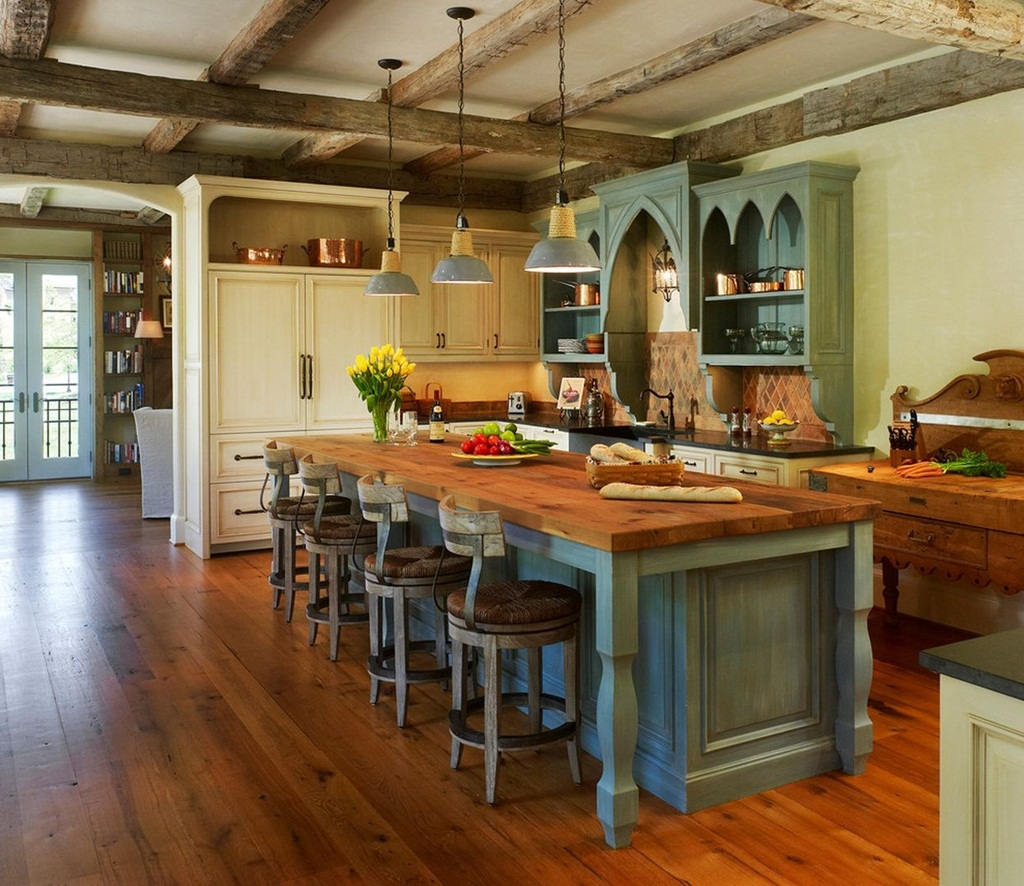 Antique Kitchen Design