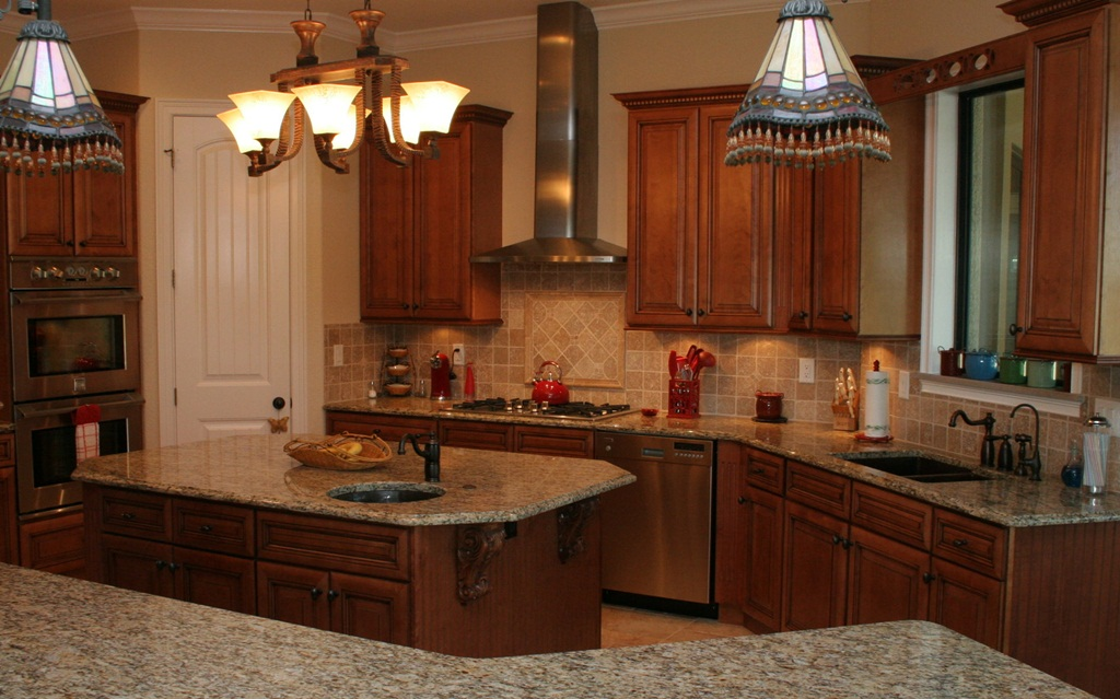 Tuscan Inspired Kitchen Style