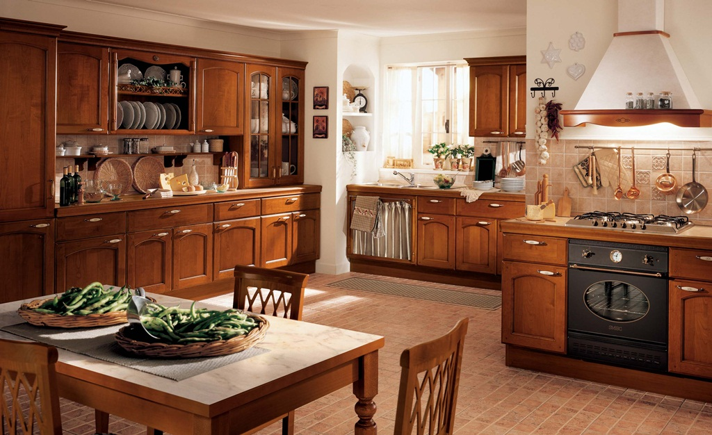 2019 Traditional Kitchen Design - Homey Feel ...