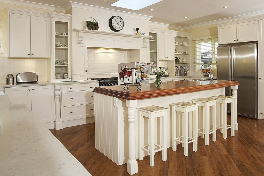 French kitchen design