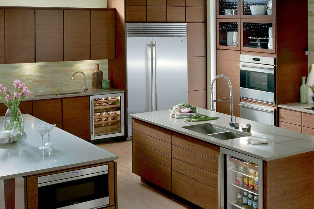 Kitchen Refrigerators