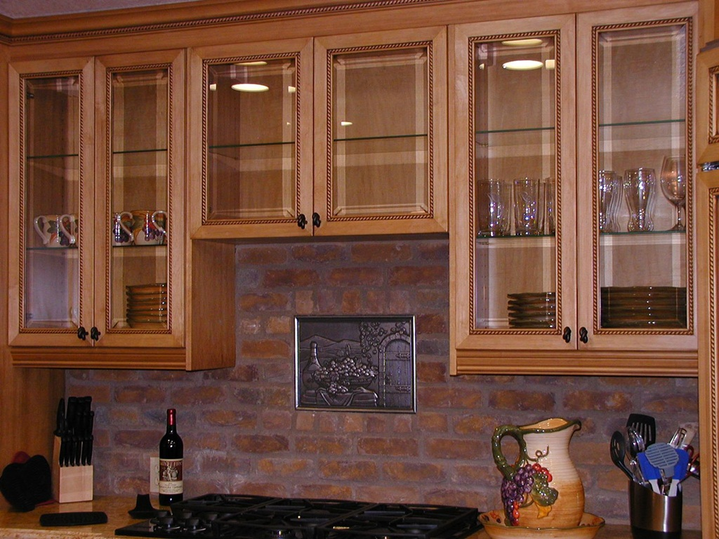 Various Beautiful Glass Cabinet Doors