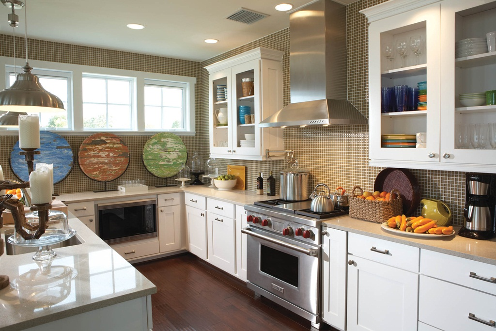 Various kitchen cabinets Styles