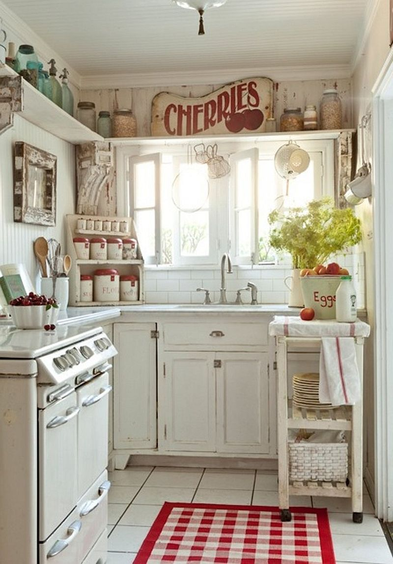 Kitchen Retro Diner Style