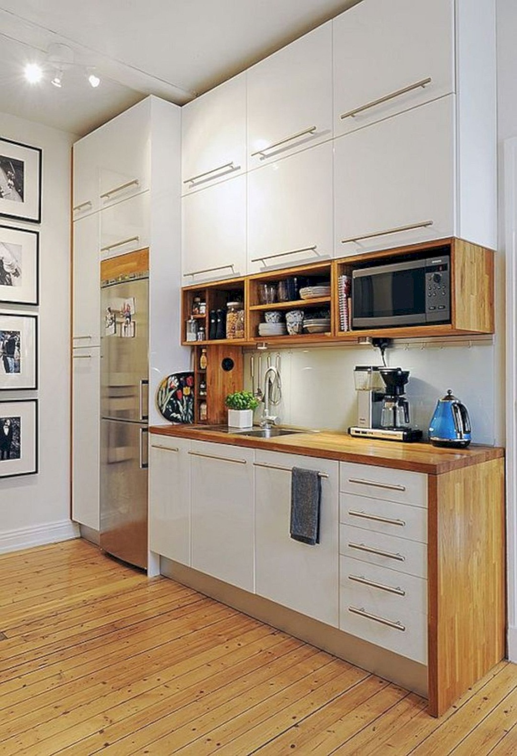 Small Kitchen Cupboards