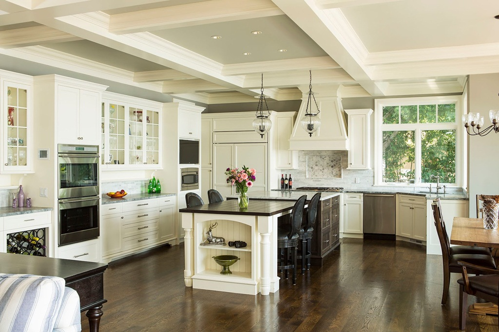 Medium Kitchen Designs