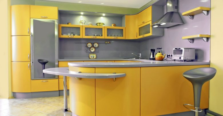 Yellow Kitchen 2021 Home Products