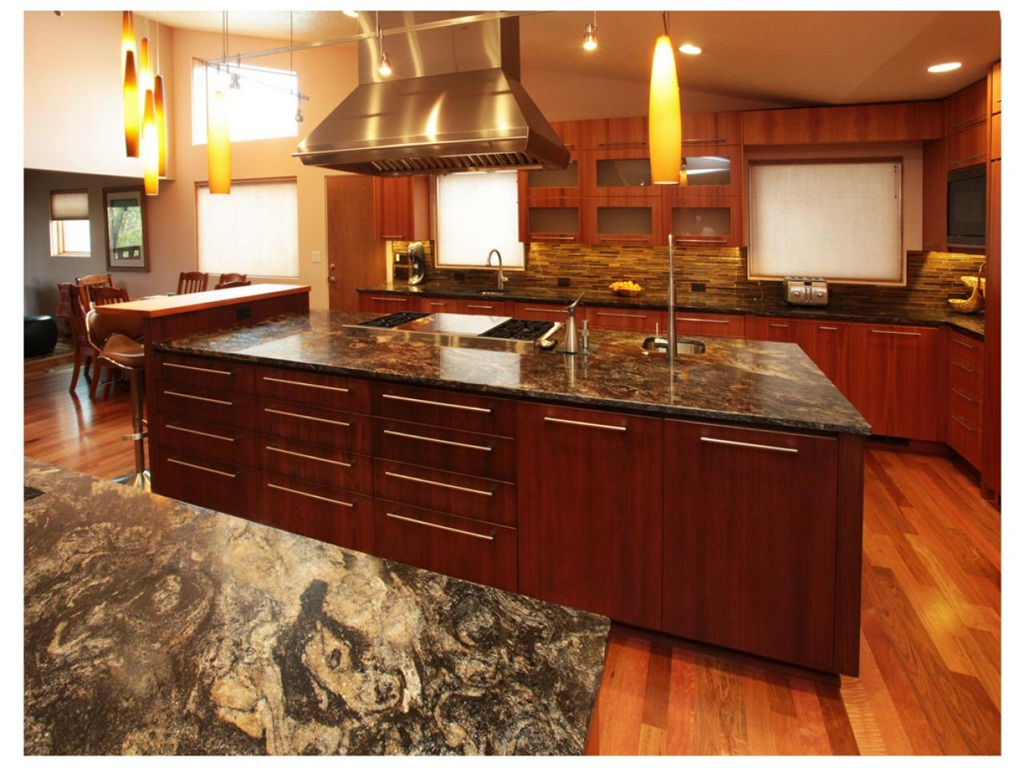 Unusual Kitchen Designs
