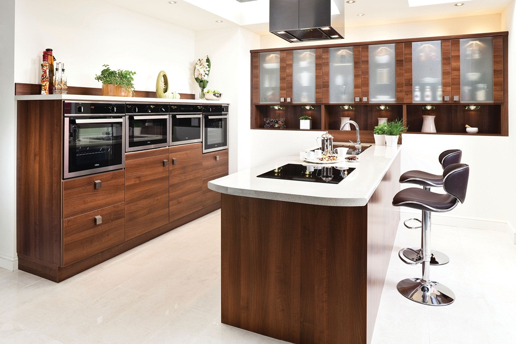 Unusual Kitchen Cabinet Designs
