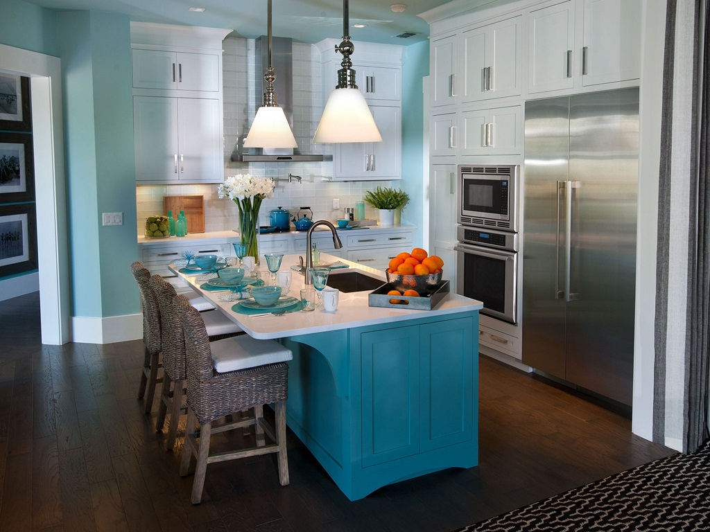 Kitchen Color Scheme