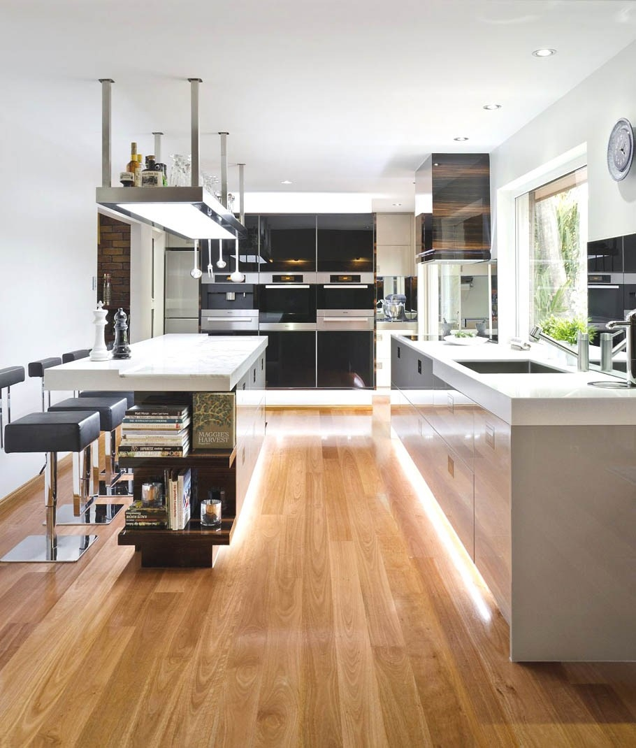 Hardwood Kitchen Flooring