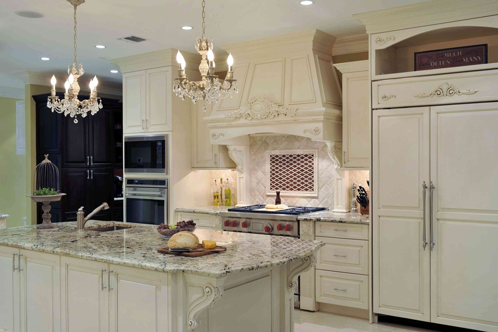 Kitchen Countertop Remodeling