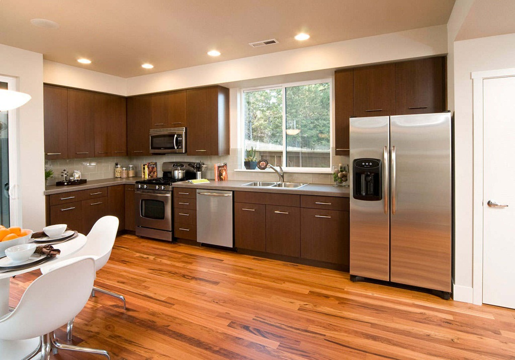 Bamboo Kitchen Floors