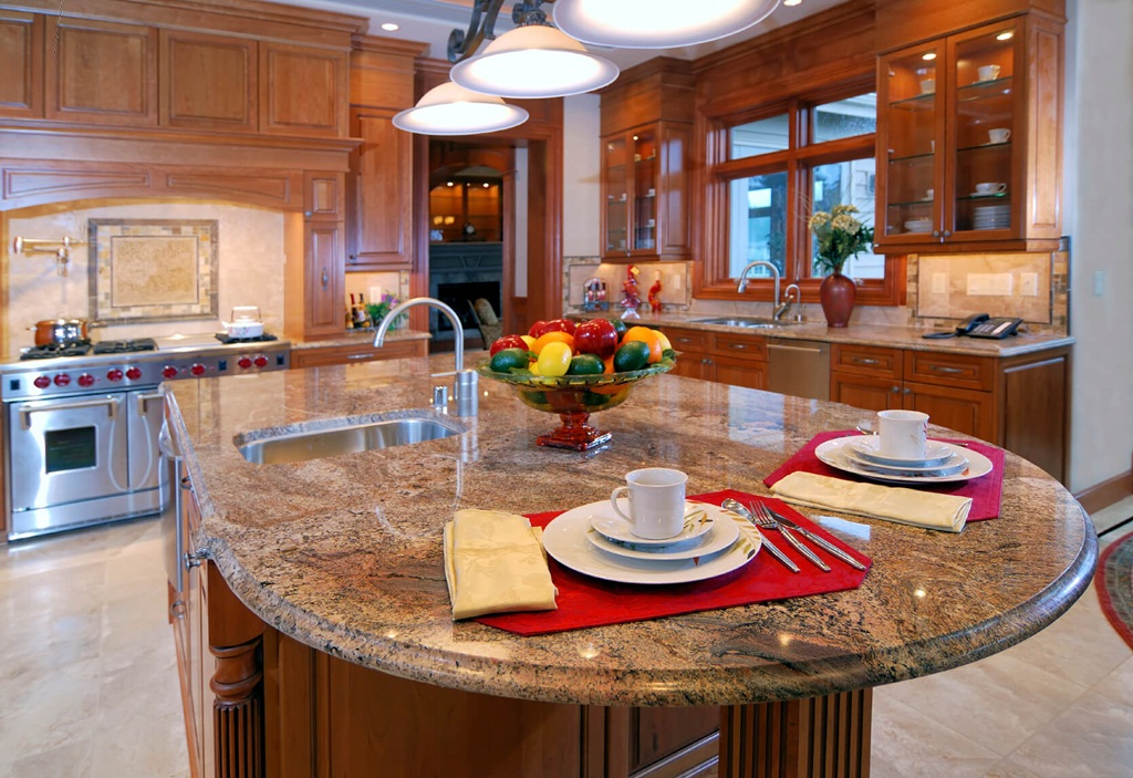 Beautiful Kitchen Island Designs