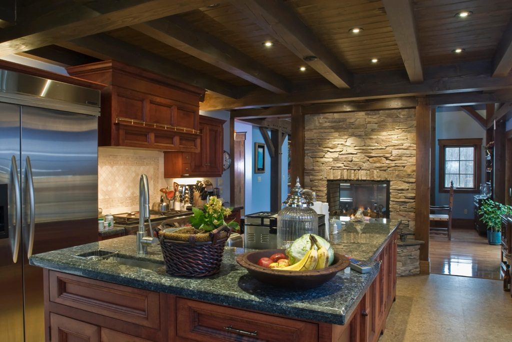 Beautiful Functional Kitchen Islands