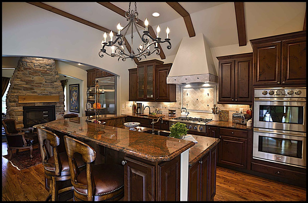 Old World Kitchen Design – Create Your Own Picturesque Style ...