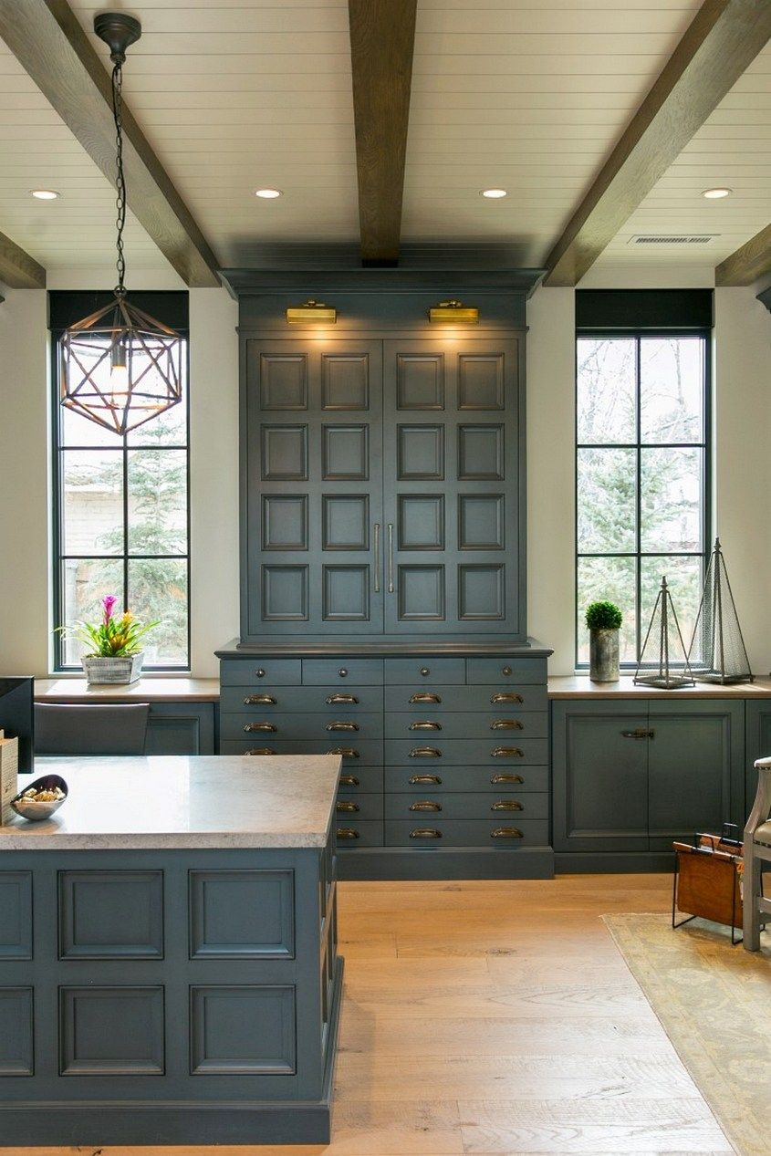 Craftsman Kitchen Design