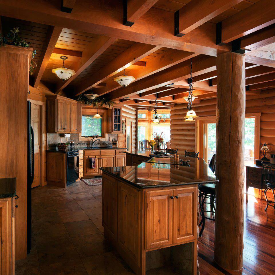 Get warmth and Charm When Perfectly Designing Your Log Home ... on kitchen islands for log homes, cabinets for log homes, kitchen ideas for storage, windows for log homes, kitchen ideas for condominiums, furniture for log homes, accessories for log homes, lighting for log homes, kitchen ideas for metal buildings, kitchen ideas for cabinets, kitchen ideas for remodels, kitchen ideas for paint, kitchen sinks for log homes, kitchen ideas for windows, kitchen log cabin homes, kitchen ideas for countertops, small kitchens for log homes, kitchen backsplash for log homes, doors for log homes, kitchen ideas for flooring,