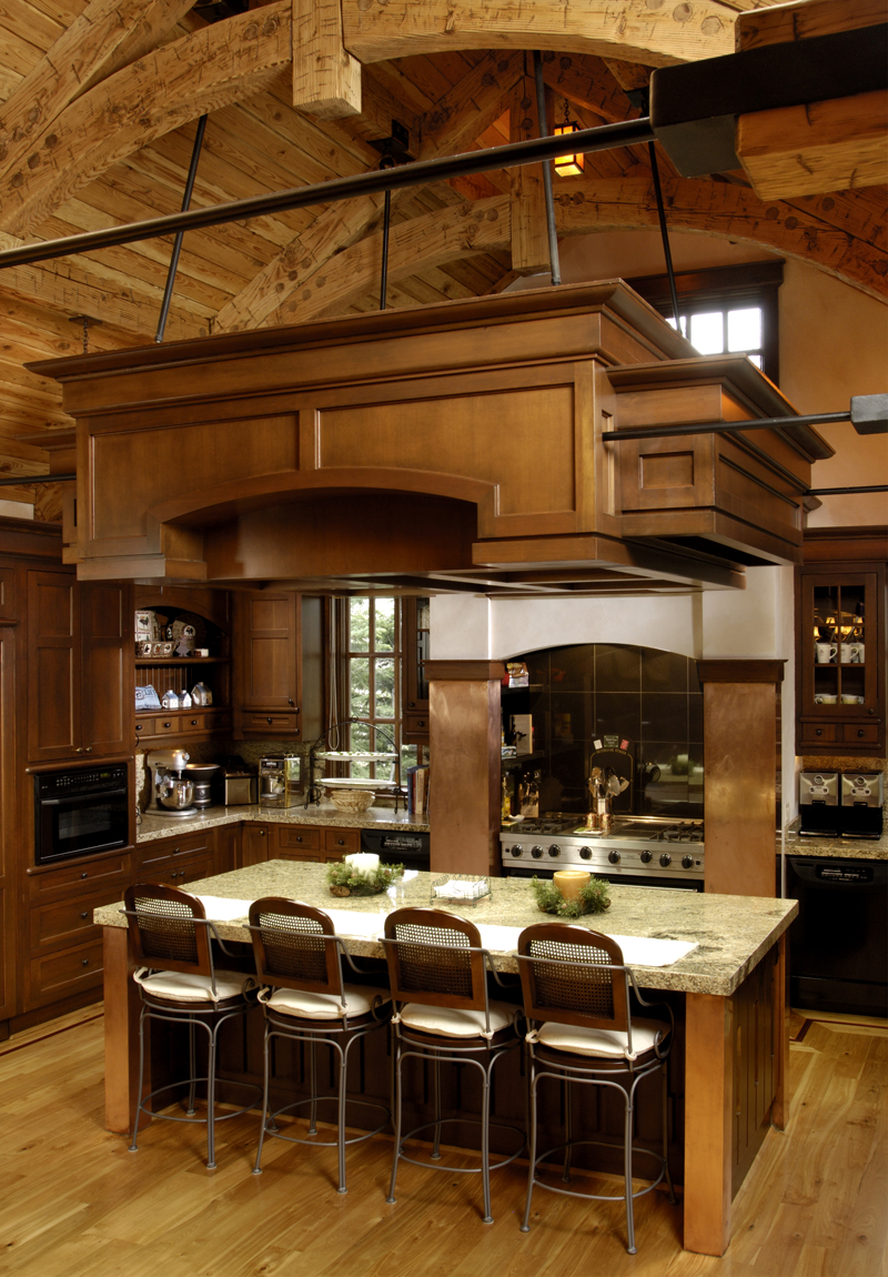 Home Kitchen Designing