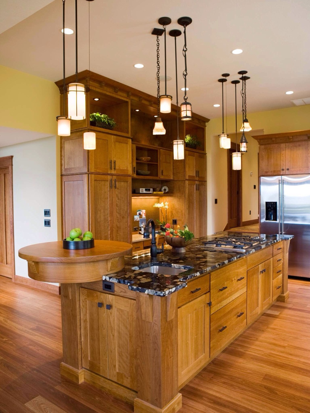 Mission Style kitchens