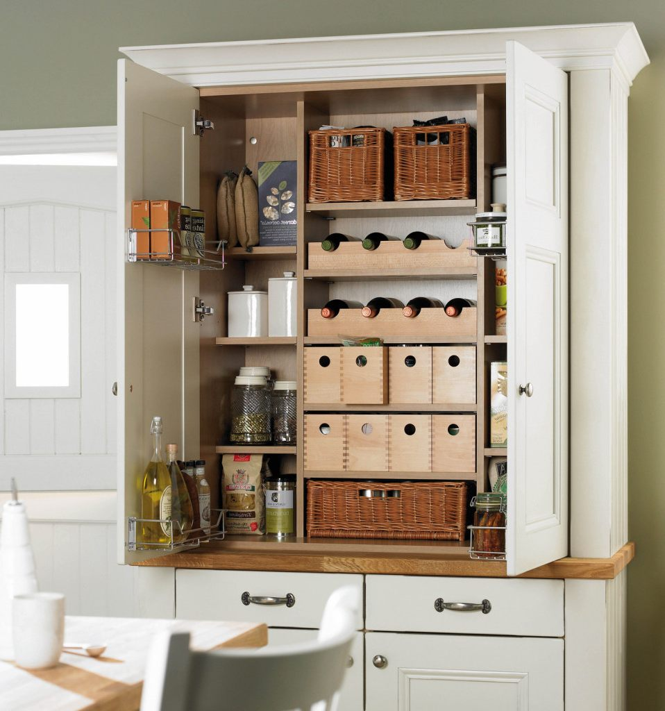 Kitchen Closet Designs