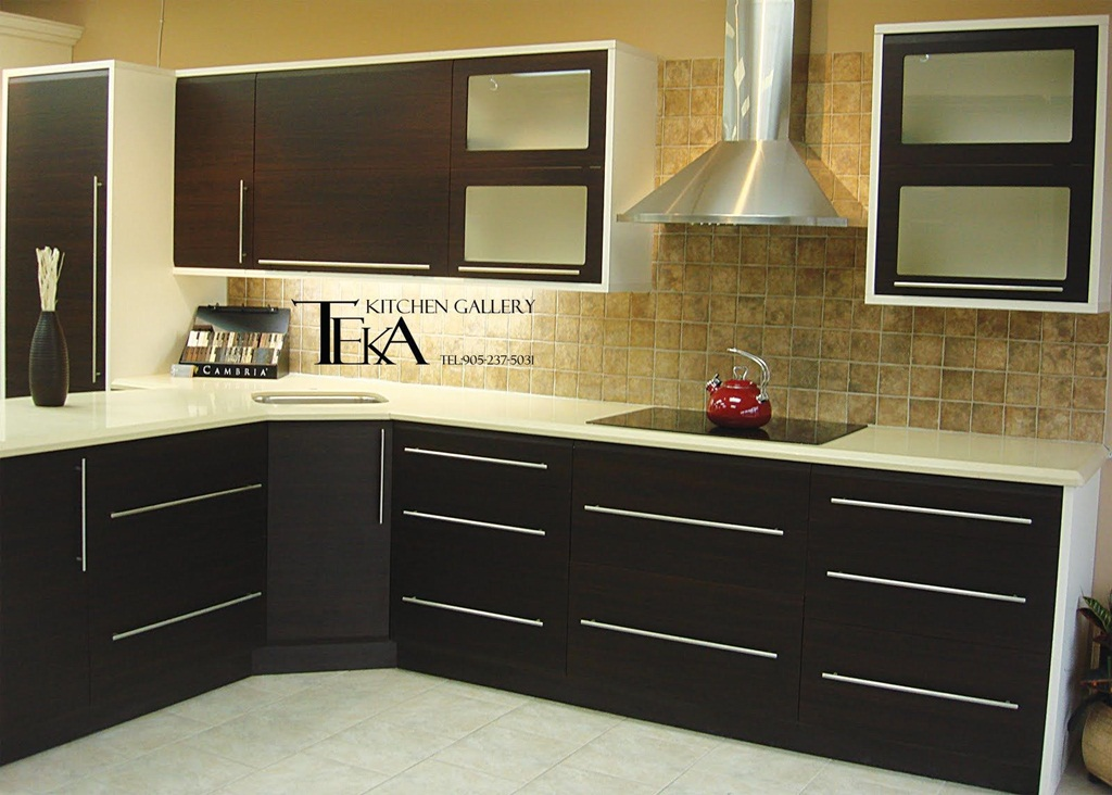 Kitchen Countertop Cabinet Colors Trends