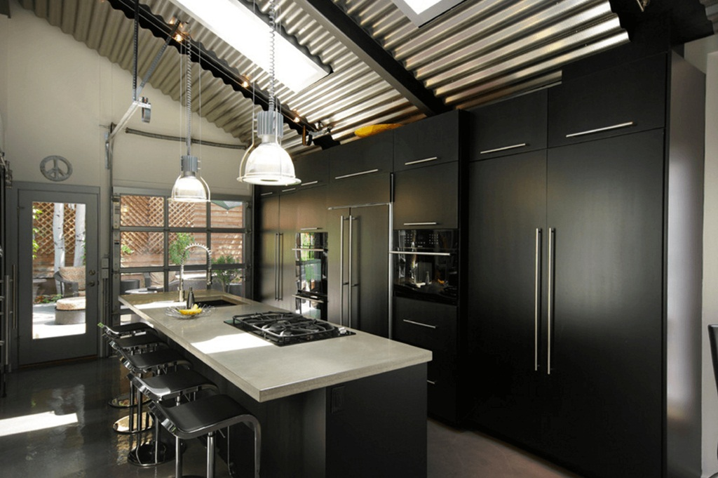 Black Kitchen Designs Trend