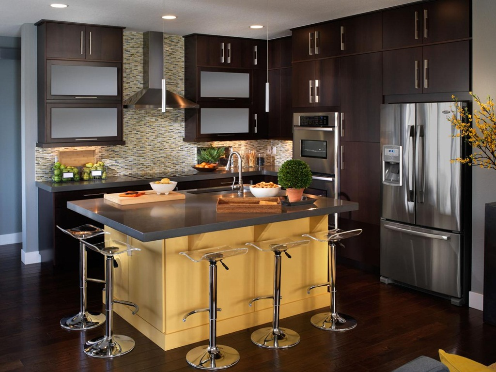 Modern Kitchen Styles