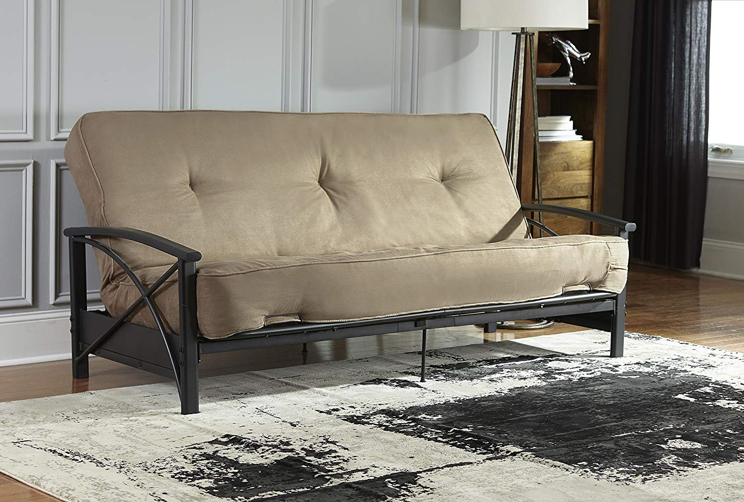 DHP Kent Futon 2 Top 10 Sofas for Sale Furniture Stores