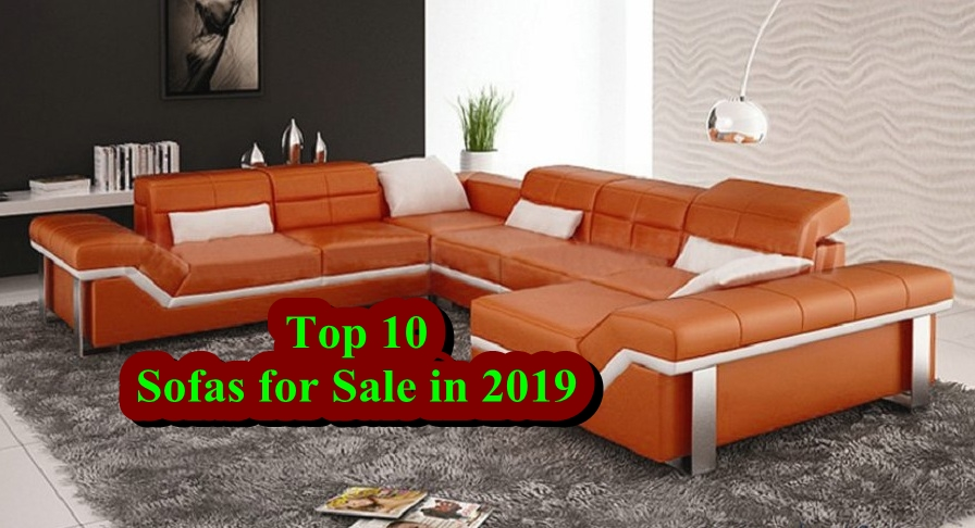 Top 10 Sofas for Sale from Furniture Stores
