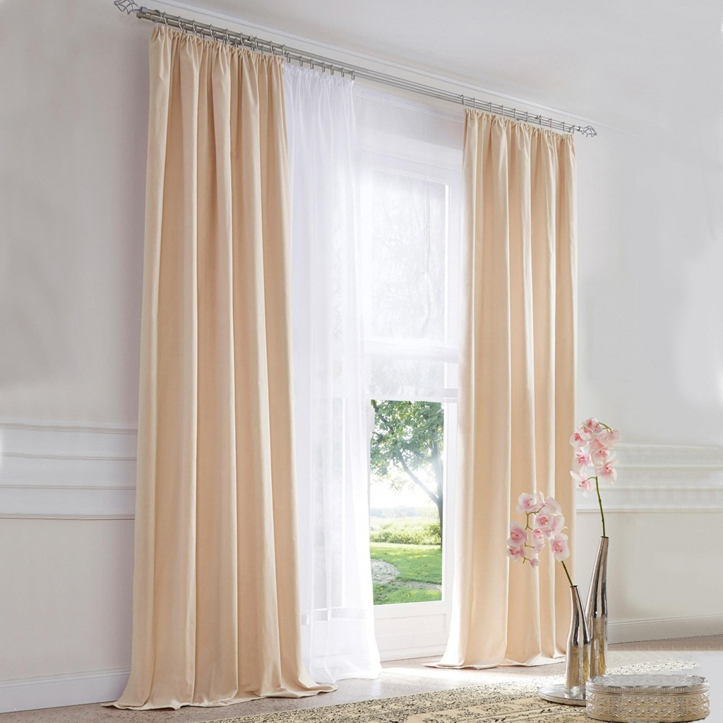 Sheer Curtains Elegance Beauty