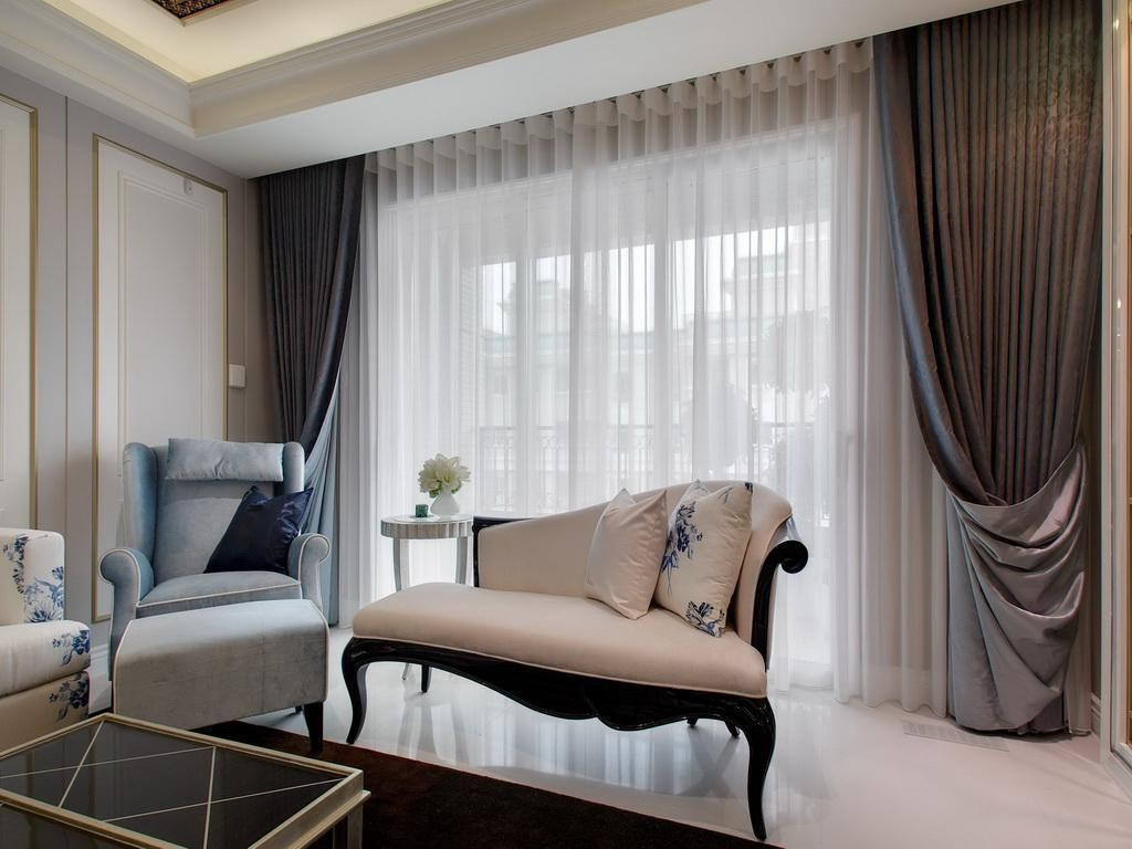 Living curtains Style Elegance Vivacity Functionality