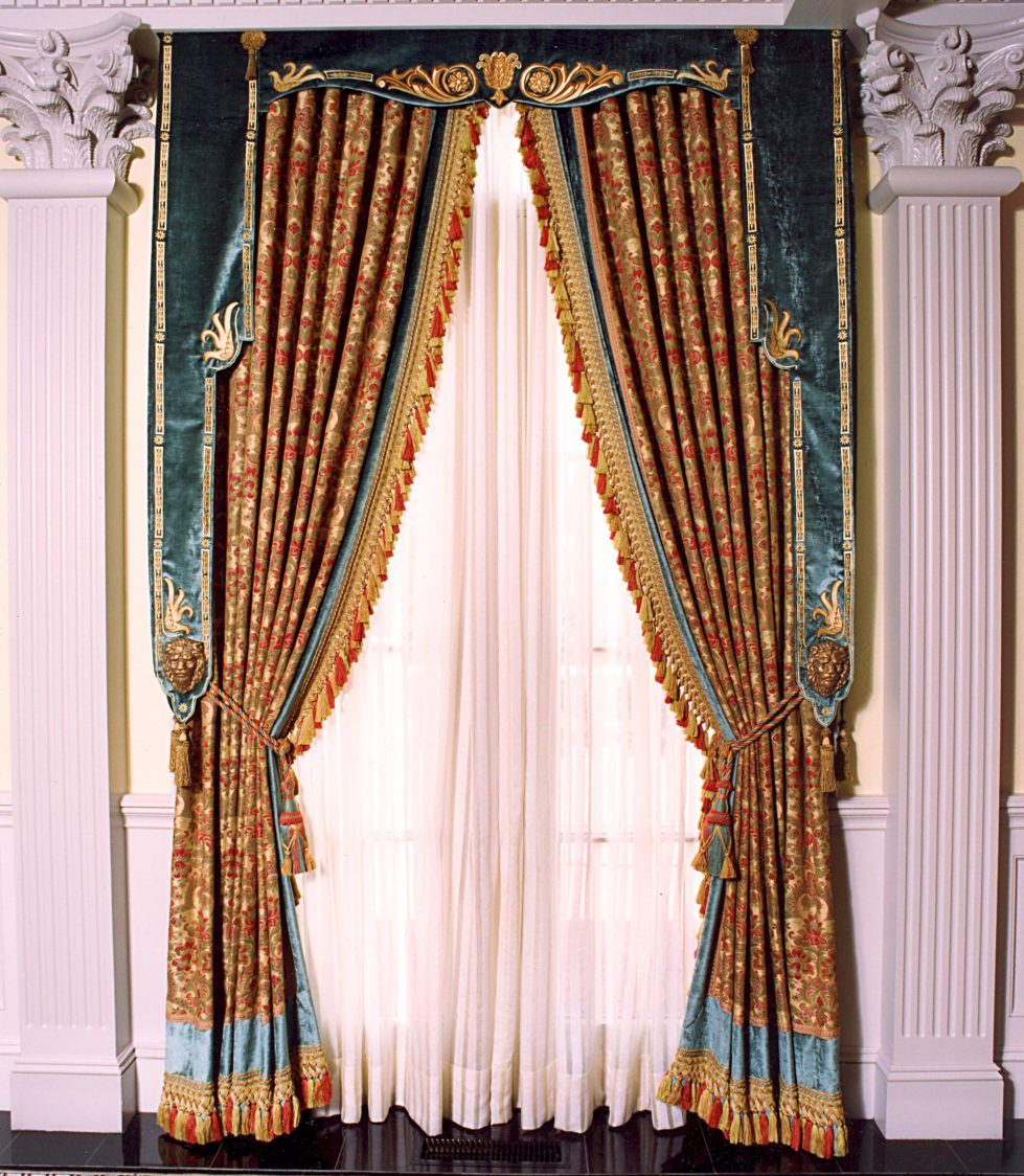 Windows Valances Gorgeous Décor
